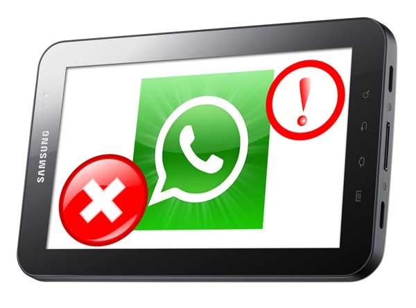 WhatsApp, nuevo fallo del servicio de mensajería gratuita