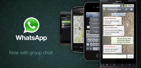 WhatsApp, sufre una caída del servicio esta mañana