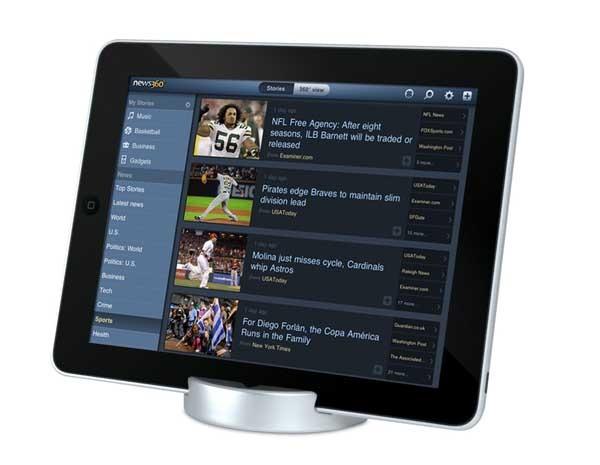 News360, un lector de noticias para móviles y tabletas