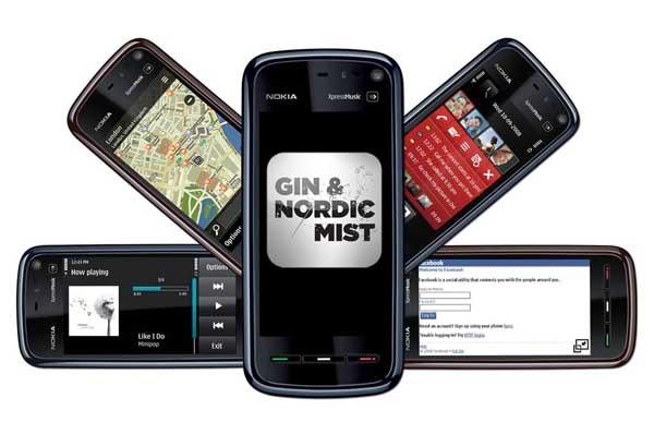 Gin & Nordic Mist, un recetario de bebidas con ginebra