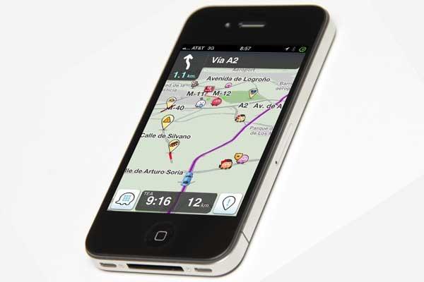 Waze 3.0, un navegador GPS con alertas en tiempo real