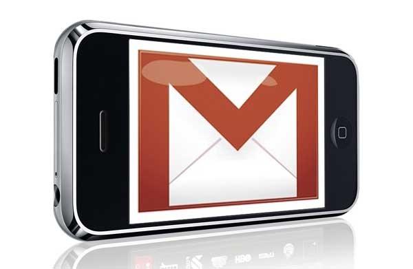 Gmail 1.1, nueva versión de este gestor de correo en iPhone