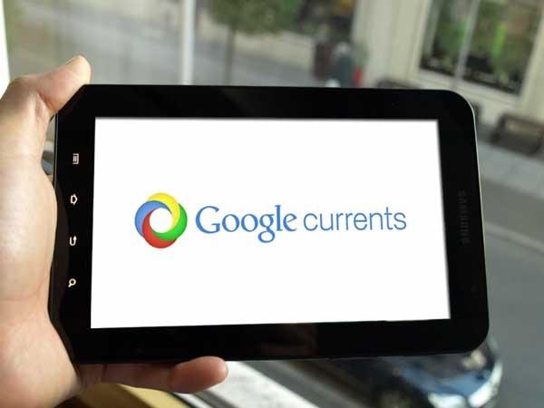 Google Currents, el lector de publicaciones de Google