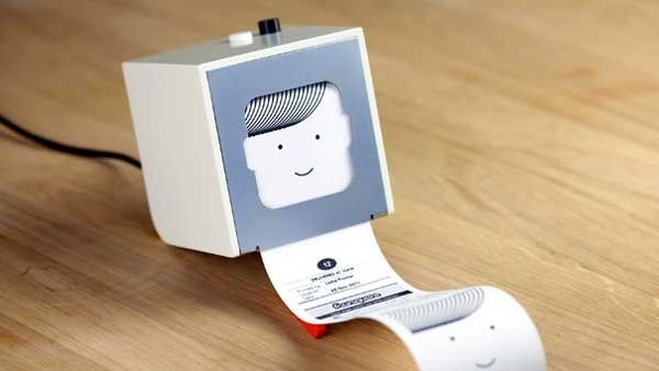 Little Printer, una pequeña impresora para móviles