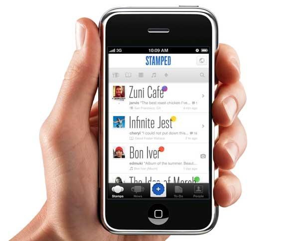 Stamped, comparte recomendaciones fácilmente desde iPhone