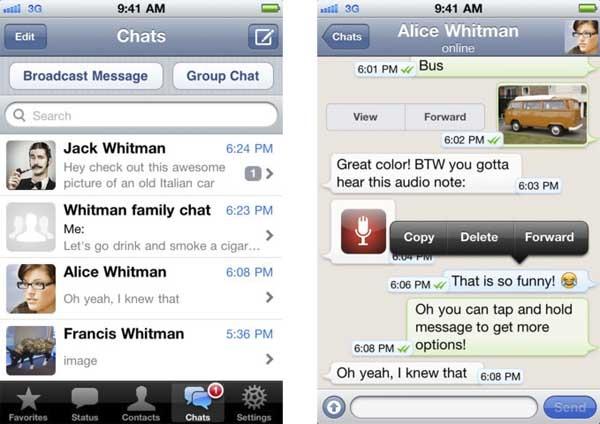 whatsapp borrar mensajes