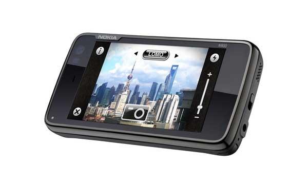 CamEfx, efectos en tiempo real para fotos de Nokia Symbian