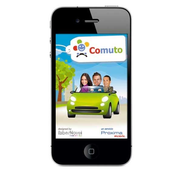 Comuto, comparte viajes y ahorra dinero desde el móvil