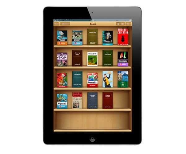 iBooks 2.0, la apuesta de Apple por los libros educativos