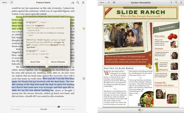 ibooks 2.0 ipad