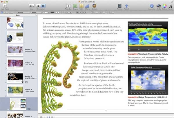 ibooks 2.0 ipad