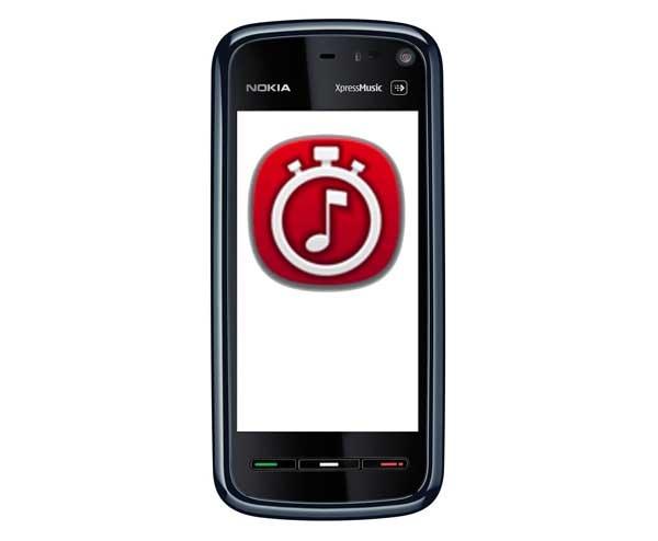 MusicStop, un temporizador para la música en Nokia
