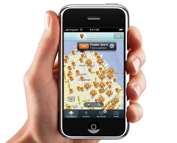 Localmind, conoce el ambiente de los locales desde tu móvil