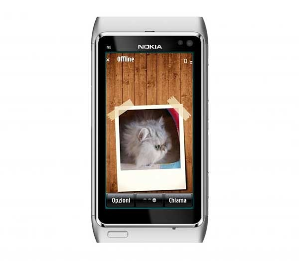 Polaroid Wallpaper Widget, fotos polaroid para tu Nokia