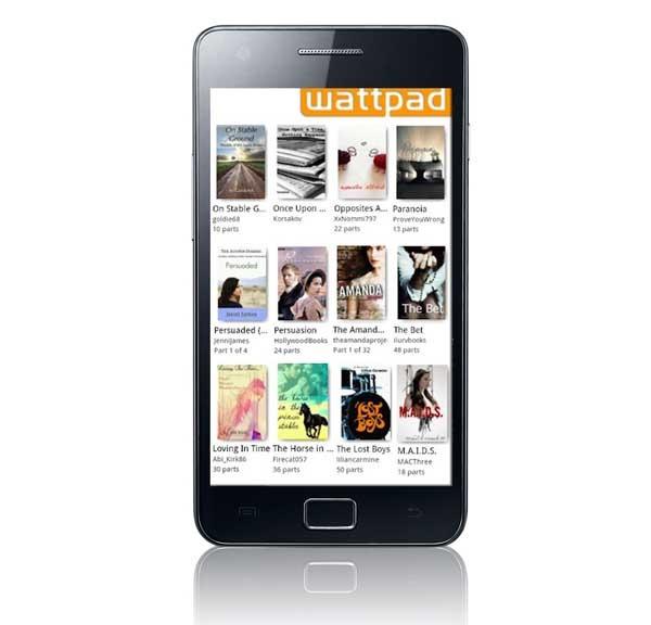 Wattpad, una red social de libros gratuitos para móviles
