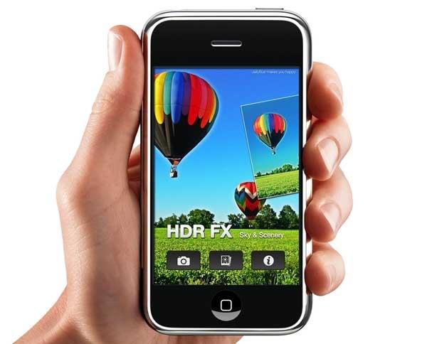 Hdr Fx Pubg: HDR FX, Un Completo Editor De Imágenes Para IPhone