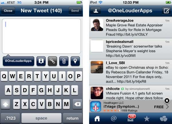 tweetcaster 2.3 iphone