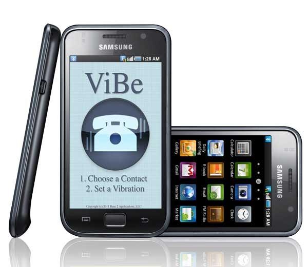 ViBE, configura varias vibraciones para contactos en Android