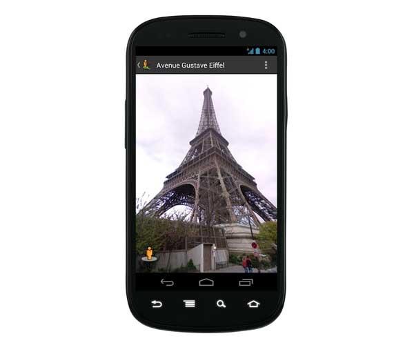 Street View en Google Maps, todas las calles en tu Android