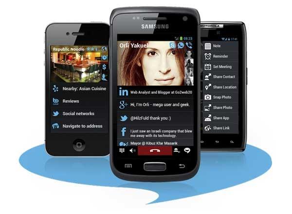 CallApp, organiza la información de tus contactos en Android