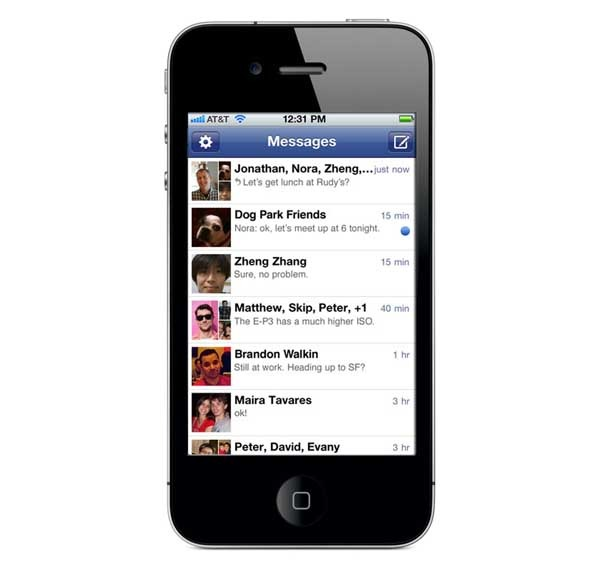 facebook messenger for iphone messenger contar 225 con videoconferencia en iphone 7165