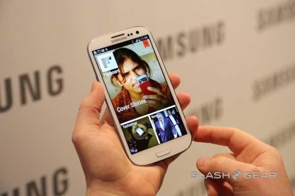 Flipboard llega a Android con el Samsung Galaxy S3