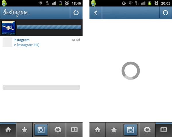 instagram falla