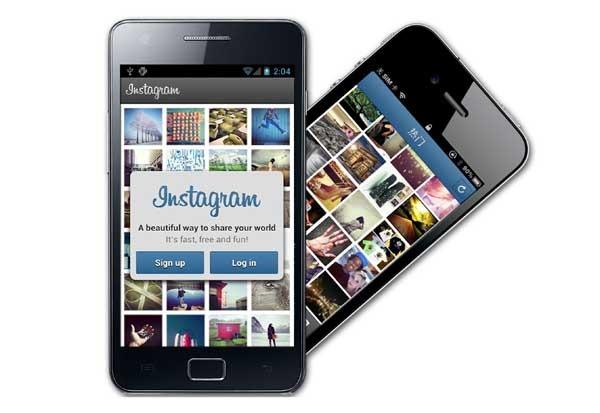 Instagram, fallo del servicio de esta red social de fotos