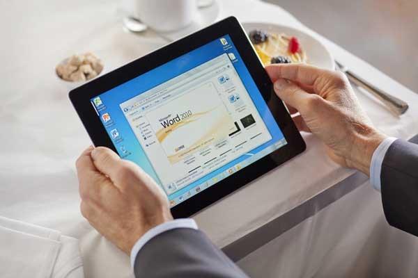 Microsoft Office podría llegar a las tabletas en noviembre