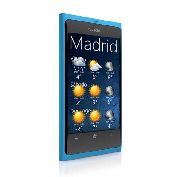 Weather View, conoce el estado del tiempo en Windows Phone 7