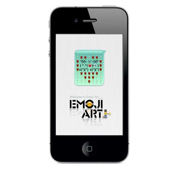 Emoji Art Env 237 173 A Dibujos Hechos Con Emoticonos Desde