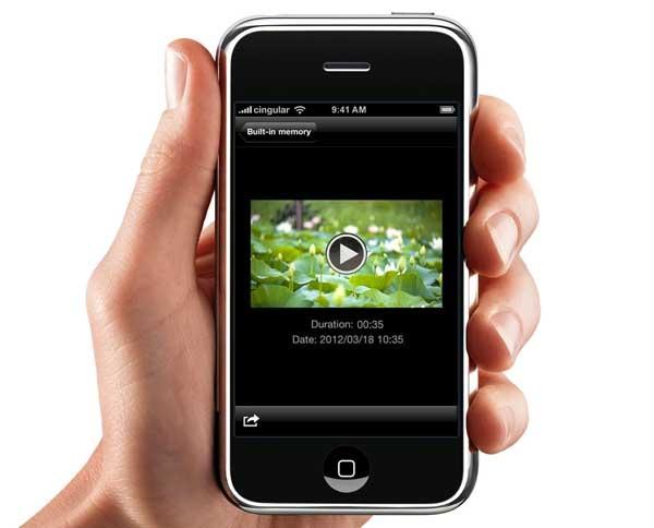 Movie Uploader, publica tus vídeos desde una cámara Canon