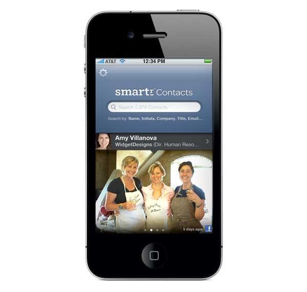 Smartr Contacts, ahora con soporte para mensajes de Facebook