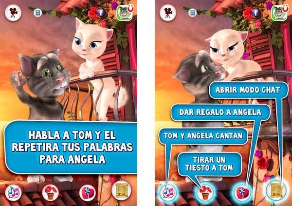 tom ama angela