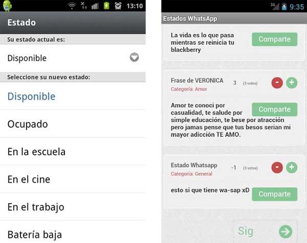 Frases Y Estados De Whatsapp Las Mejores Frases Para Tu
