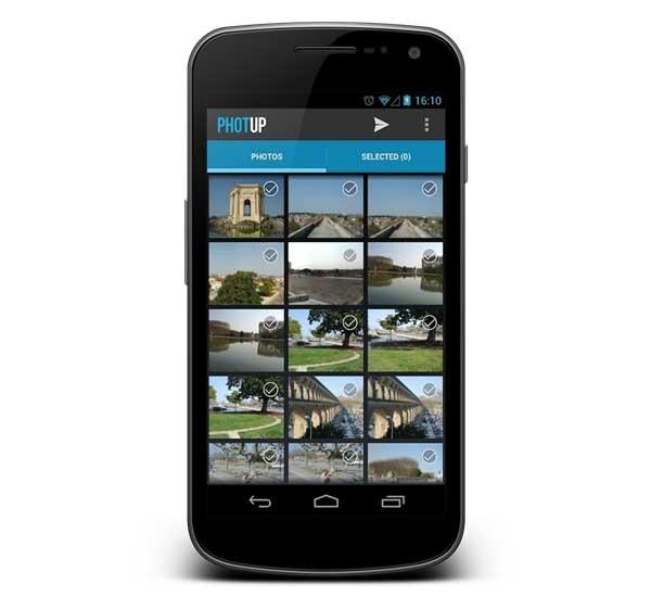 Photup for Facebook, sube tus fotos retocadas a Facebook