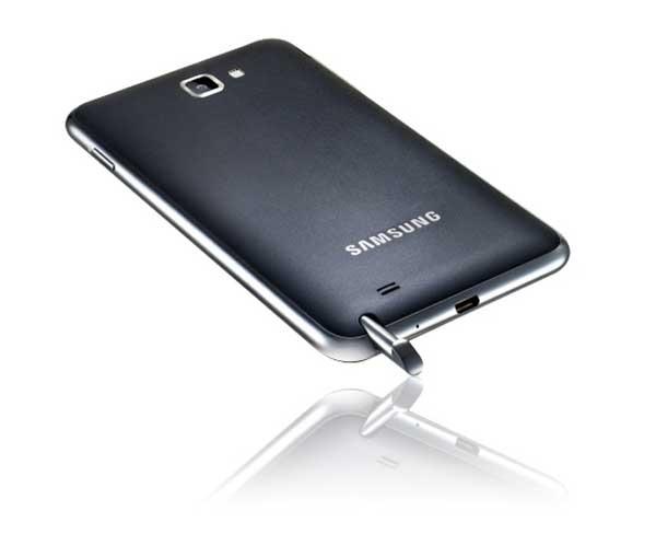 Apps para aprovechar el puntero del móvil y la tableta Samsung Galaxy Note