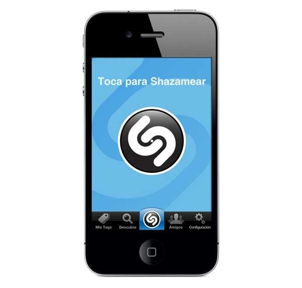 Shazam, más social con cada actualización de Android y iPhone