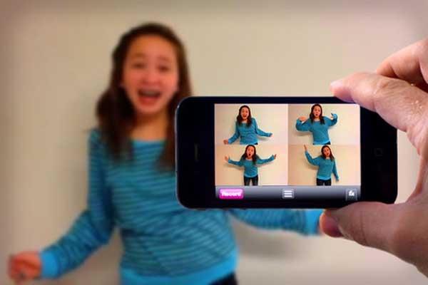 Cómo hacer tu propio videoclip con iPhone o iPad