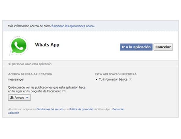 Unas aplicaciones falsas de WhatsApp roban datos en Facebook
