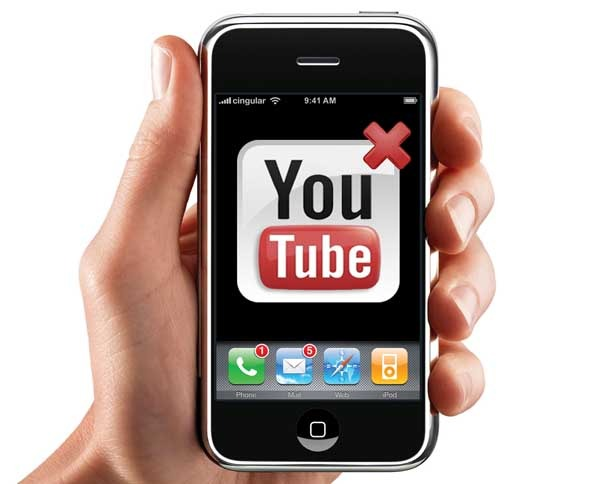 Apple elimina YouTube de los iPhone y iPad con iOS 6