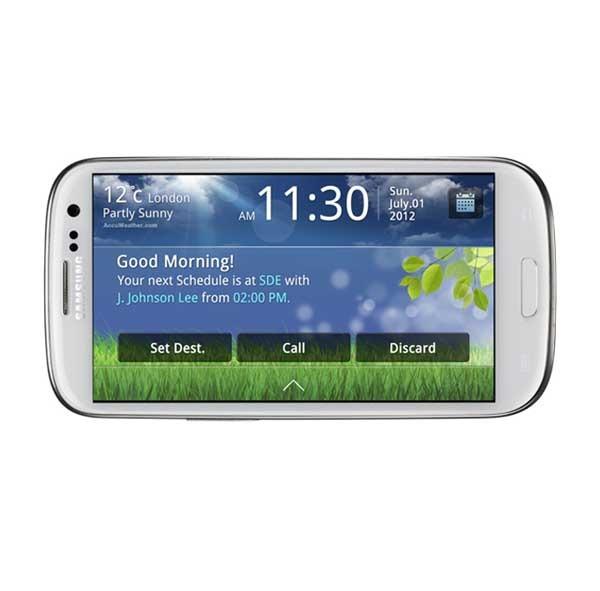 Drive Link, el copiloto perfecto para el Samsung Galaxy S3