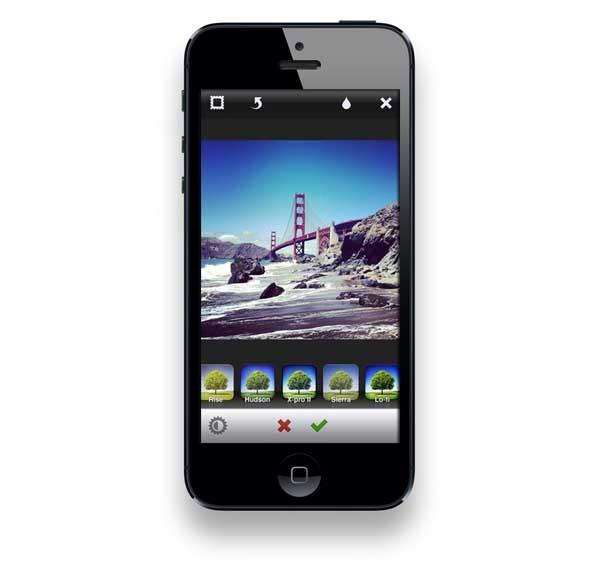 Instagram se adapta a la pantalla del nuevo iPhone 5