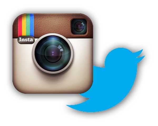 Instagram ya crece más rápido en usuarios que Twitter