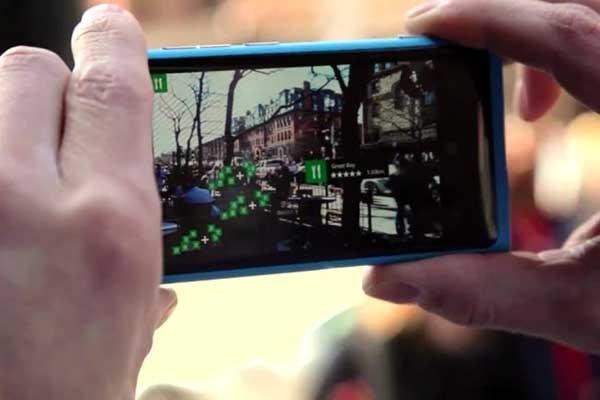 Nokia City Lens, descubre tu ciudad desde un Lumia