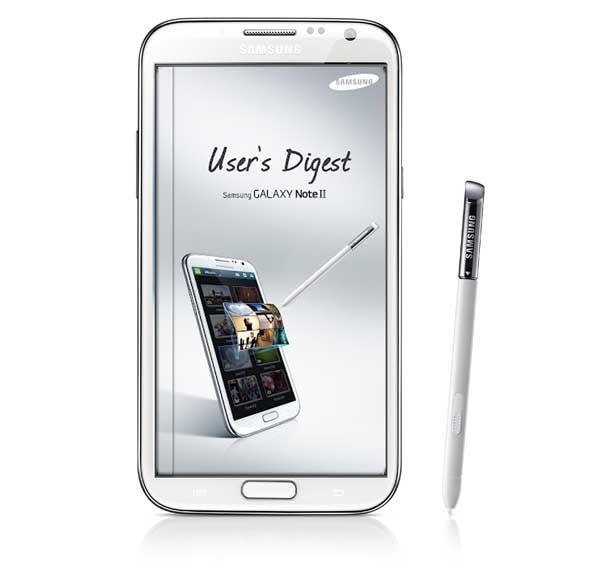 Galaxy Note 2 Users's Digest, una guía de usuario para el híbrido de Samsung
