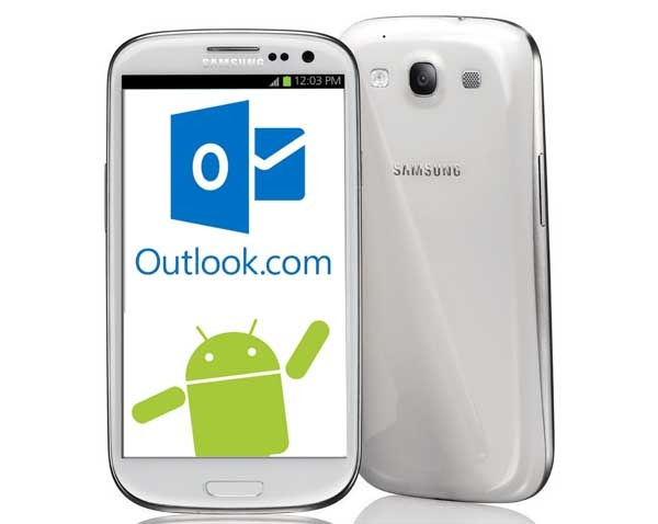 Cómo sincronizar los correos de Outlook.com en Android