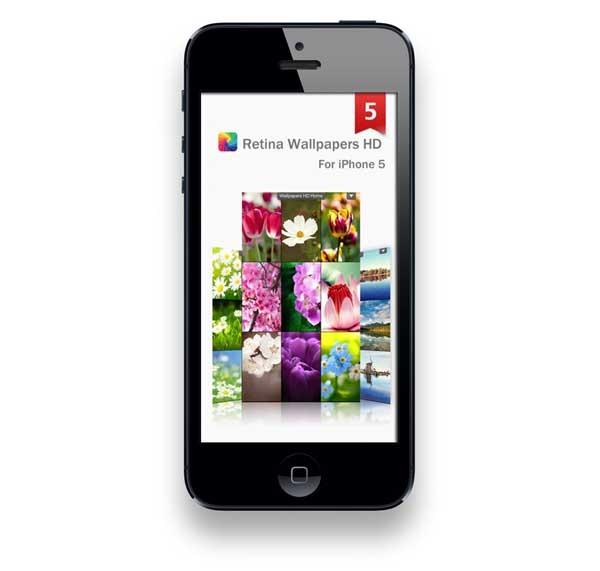 Retina Wallpapers, fondos de pantalla para el iPhone 5