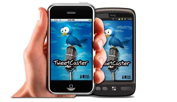 TweetCaster, mejoras para Android y soluciones para iPhone