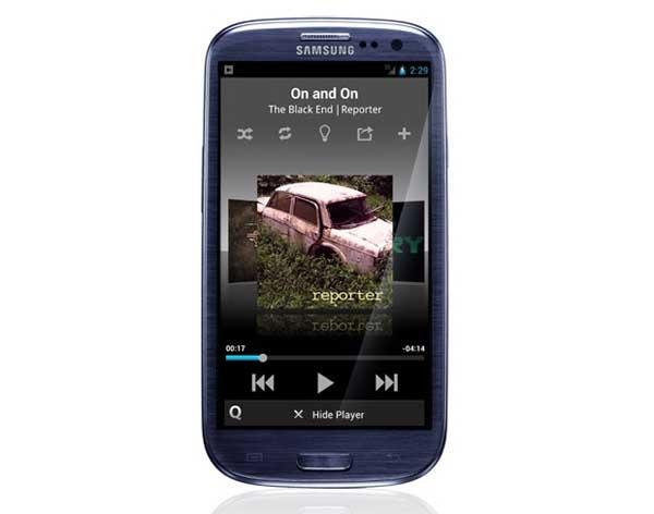 Music Hub, el Spotify de Samsung se actualiza